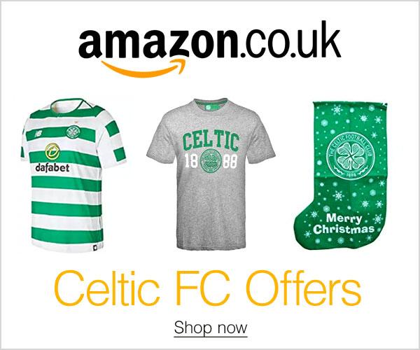 Amazon – Celtic FC Christmas 2018